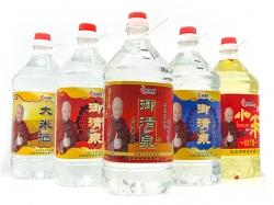 内蒙古东北散白酒